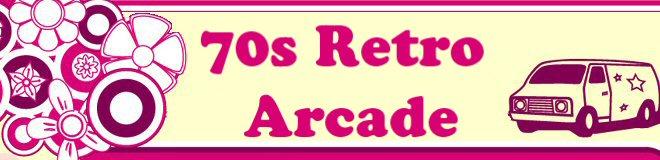 70s Arcade Header Image