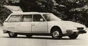 Citroen CX Safari