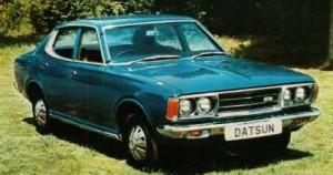 Datsun Bluebird 160B-180B