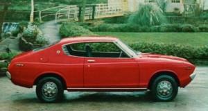 Datsun Violet 142J-160J