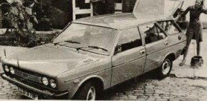 Fiat 131 Mirafiori Estate