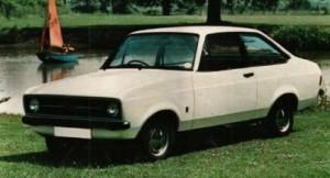 Ford Escort Popular