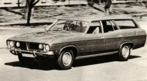 Ford Fairmont Estate