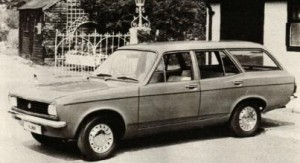 Hillman Avenger Estate