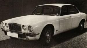 Jaguar XJ 3.4
