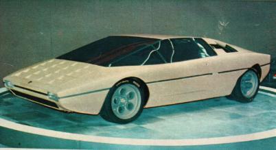 Lamborghini Bravo 70s Cars