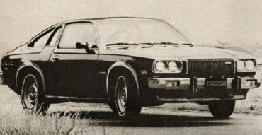 mazda rx 5 70s cars. Black Bedroom Furniture Sets. Home Design Ideas
