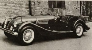 Morgan 4-4 Tourer