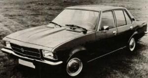 Opel Rekord Diesel