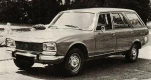 Peugeot 504 L Diesel Estate