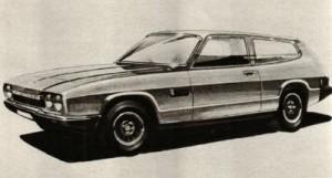 Reliant Scimitar GT-E