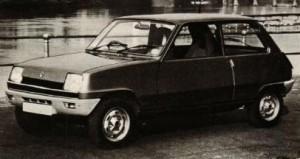 Renault 5TL-TS