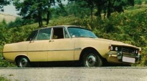 Rover 2200