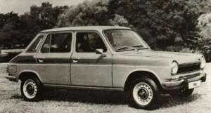 Simca 1100 LX