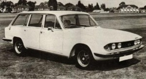 Triumph 2500S Estate