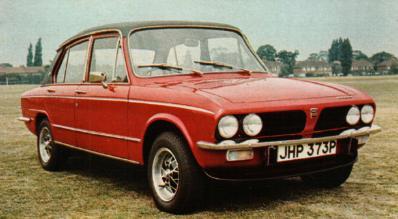 Triumph Cars The Car Database