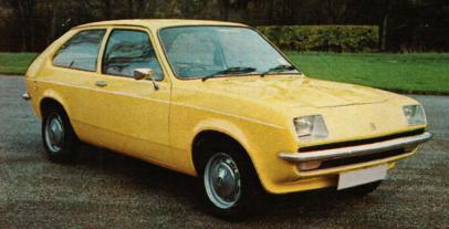 Vauxhall Chevette L | 70s Cars