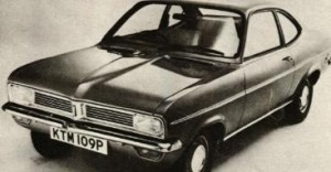 Vauxhall Viva E Coupe