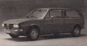 alfasud estate