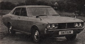 datsun laurel