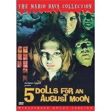 5 dolls