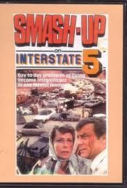 Smash Up On Interstate 5