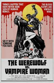 The Werewolf vs. the Vampire Women