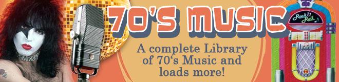70s Music Header Image