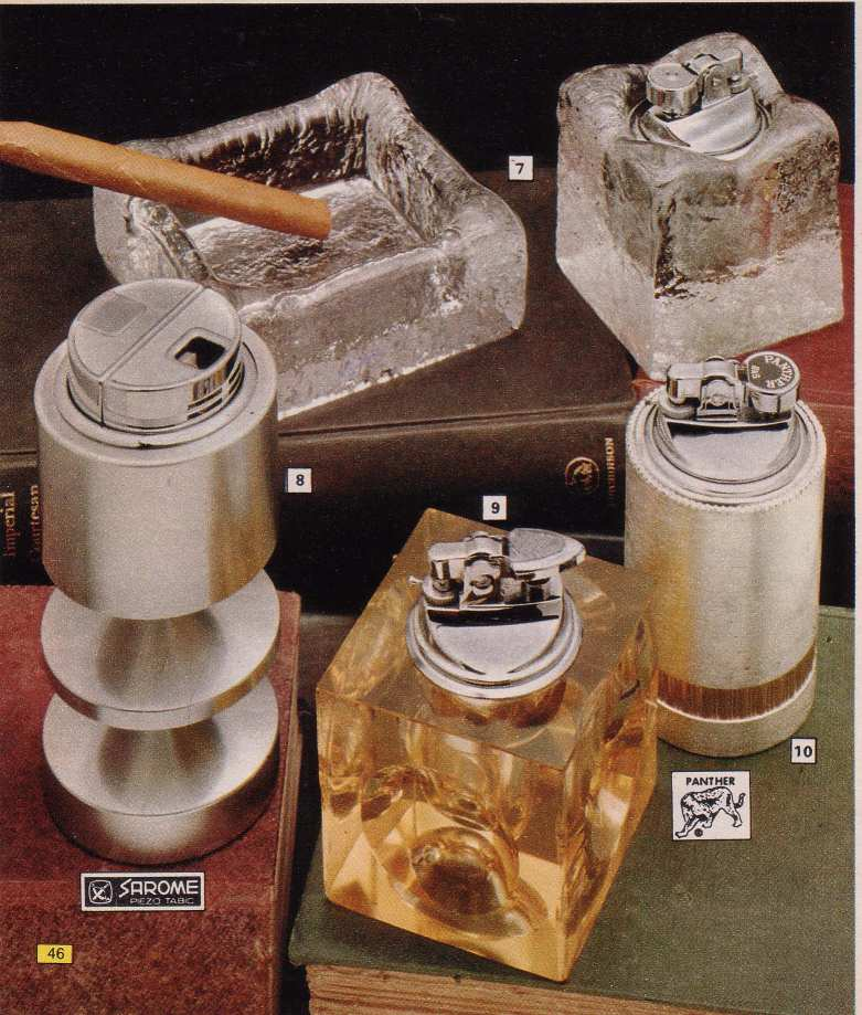 70s Lighter Styles