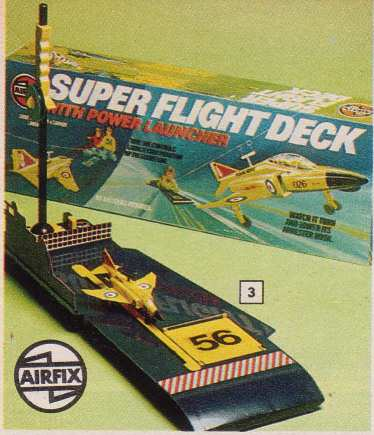 Airfix's Super Flight Deck