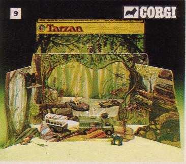 Tarzan Set