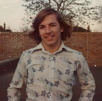 Rennie circa 1976