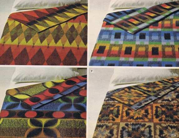 70s Blankets