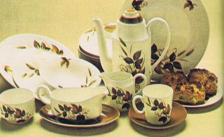 70s Tea Set