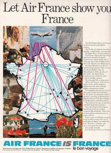 Air France May '72
