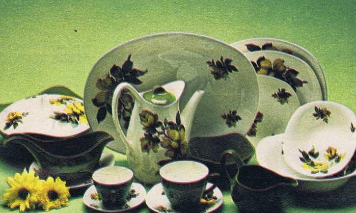 Magnolia 70s Crockery Set