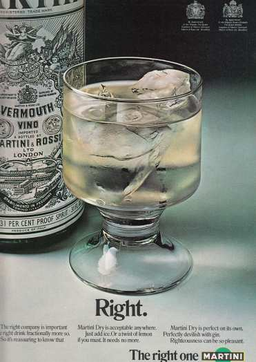 Martini Dry May '72