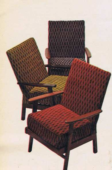 70s Fireside Chairs