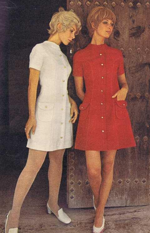 Trevira Dresses