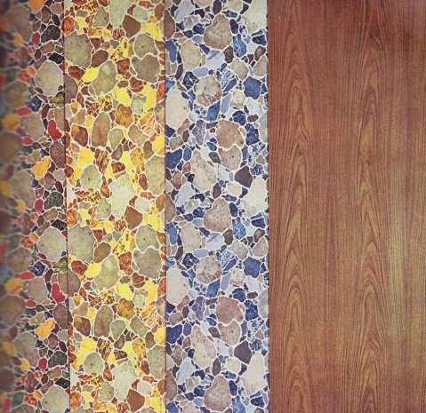 70s Vinyl Floorcoverings