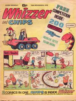 Whizzer & Chips