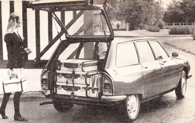 Citroen GS Estate