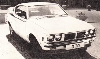 Colt Galant GTO
