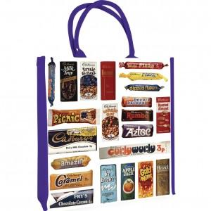 Cadbury's Wrapper Shopper Bag  (£7.99)