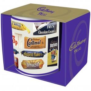 Cadbury's Wrapper Mug (£5.99)
