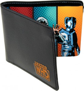 Dr Who Wallet (£10.99)