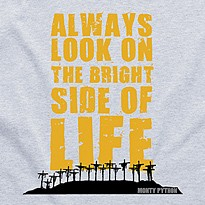 Bright Side of Life T-Shirt (£14.99)
