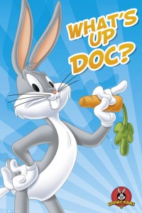 Looney Tunes – Bugs Bunny Maxi Poster (£4.99)