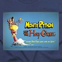 Holy Grail – Monty Python T Shirt (£14.99)