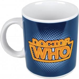 Jon Pertwee Mug – Third Doctor (£5.99)